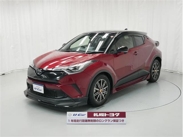 C−HR(トヨタ) S−T LEDパッケージ 中古車画像