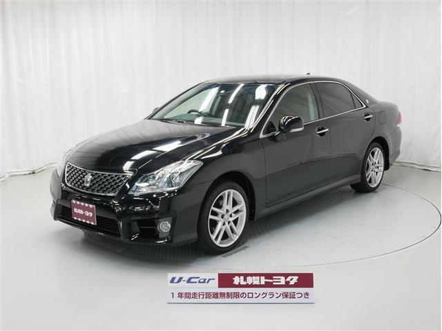 トヨタ アスリートi-Four スペシャルナビP