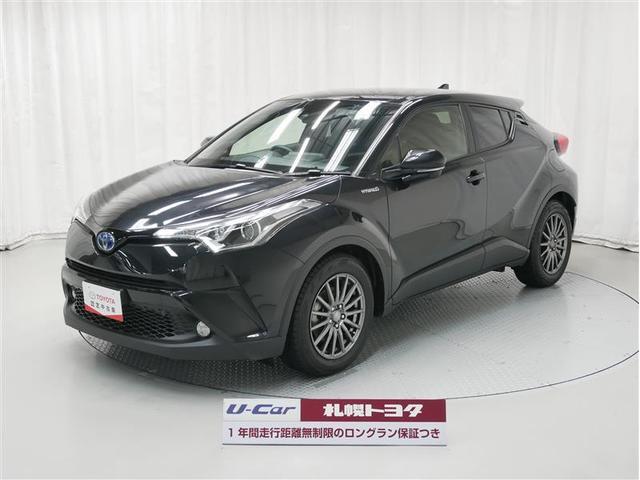 トヨタ C-HR HV S