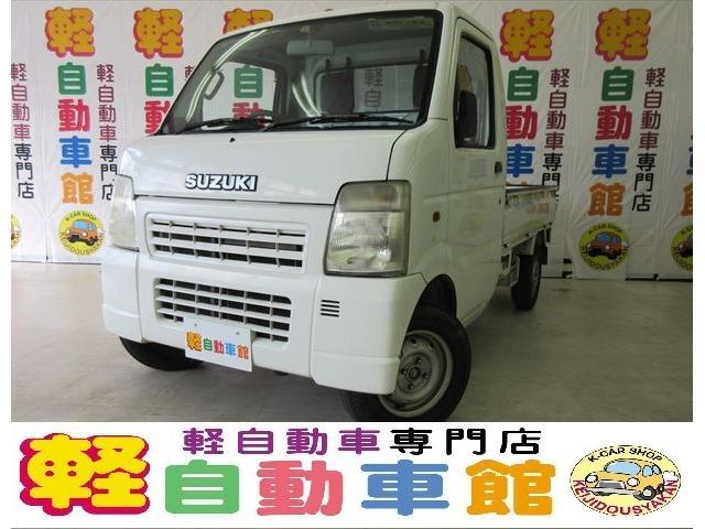 スズキ KCエアコン 4WD