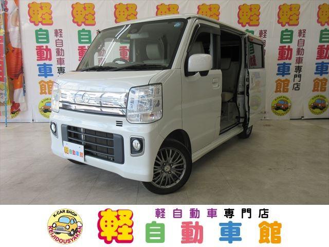 日産 E ターボ ナビ・TV 4WD