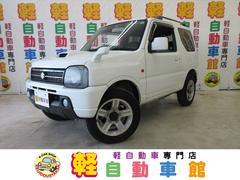 ジムニーXC ナビ ABS 4WD