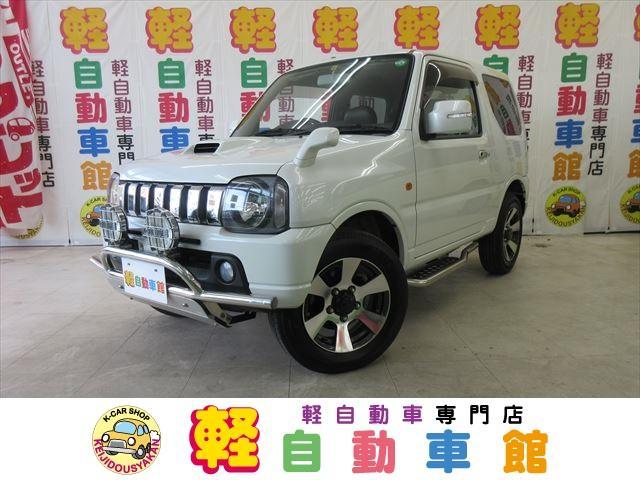 スズキ クロスアドベンチャーXC ナビ・TV ABS 4WD