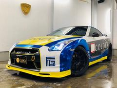 GT−RブラックED フルラッピング ADVANタイヤ&ホイール