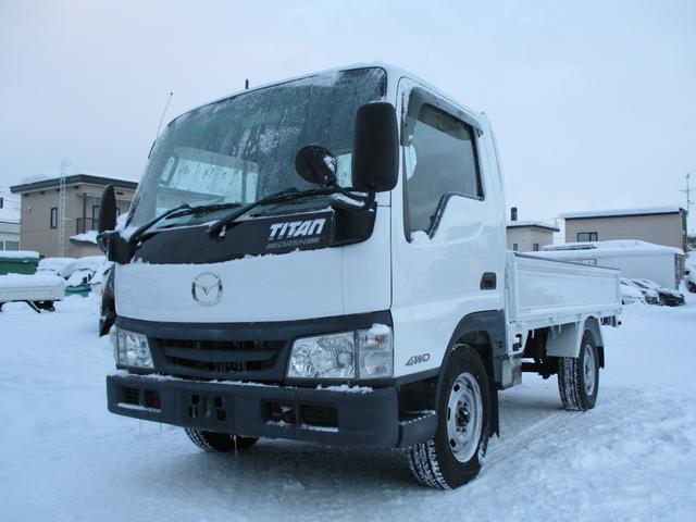 マツダ 1.25t平ボデー 4WD