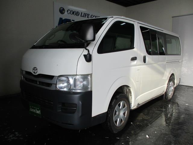 トヨタ ロングDX 4WD 3/6人 5ドア フル装備 キーレス