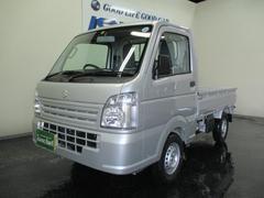 キャリイトラックKCエアコン・パワステ 4WD AT 登録済未使用車