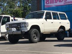 ランドクルーザー60GX 4WD アルミホイール AUX 5人乗り クロカン