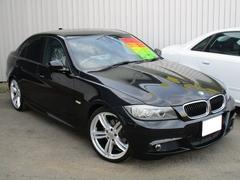 BMW320iMスポーツ黒革NEW19AWタイヤ直噴エンジンLCI
