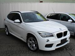 BMW X1xDrive20iMスポーツ後期モデルHDDナビ18AW