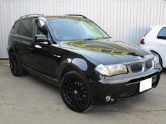 BMW X32.5iエアロダイナミクスPKG19AWHIDHDDナビ
