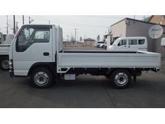 エルフトラック平ボデー4WD 荷台塗装仕上げ済み 本州仕入