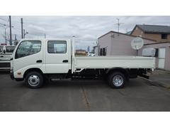 ダイナトラックWキャブロング 4WD