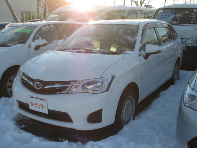 トヨタ 1.5X 4WD キーレス ナビ TV ETC