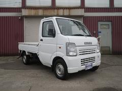 キャリイトラックKC 4WD 三方開 5速マニュアル
