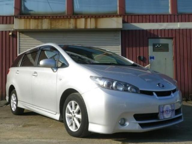 トヨタ 1.8S 4WD HID パドルシフト VSC