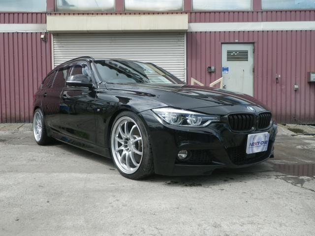 BMW 320i Mスポーツパッケージ4WD