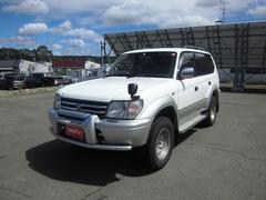 ランドクルーザープラドTXリミテッド ディーゼル 4WD