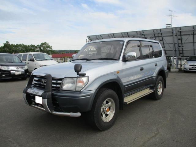 トヨタ TX ワイド ディーゼル 4WD