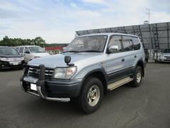 ランドクルーザープラドTX ワイド ディーゼル 4WD