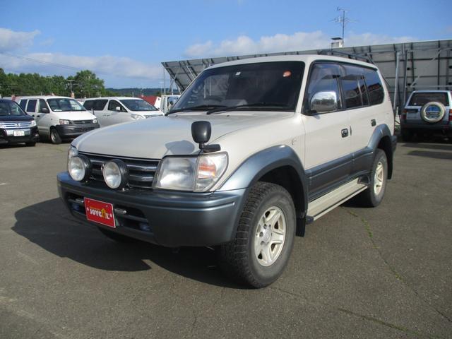 トヨタ TX ディーゼル オートマ ツーバッテリー 4WD