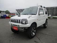 ジムニーランドベンチャー 4WD ナビ ETC リフトアップ