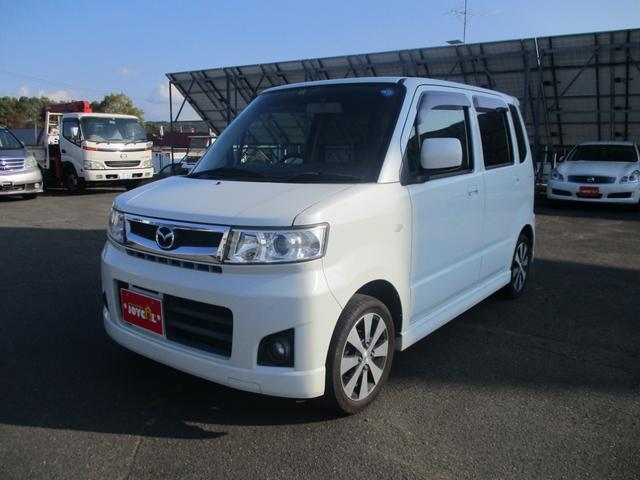 マツダ カスタムスタイルX 4WD