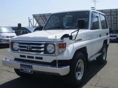 ランドクルーザー70LX ディーゼル マニュアル 4WD ナビ ETC