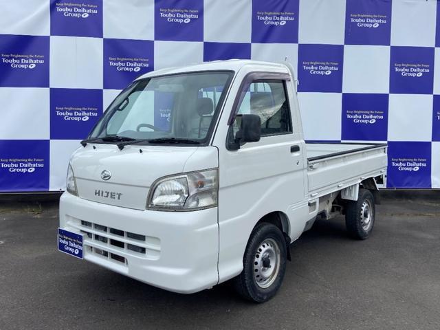 ダイハツ スペシャル F5マニュアル エアコン パワステ 4WD 軽四 軽トラ