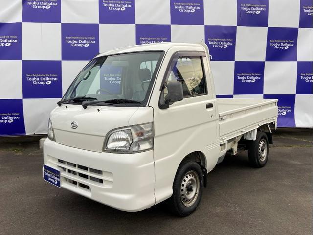ダイハツ スペシャル マニュアル エアコン パワステ 4WD 軽四 軽トラ