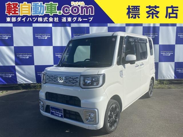 ダイハツ G SA 4WD LEDヘッドライト ETC 軽4