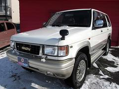 ビッグホーンハンドリングバイロータスSE ロング 4WD サンルーフ