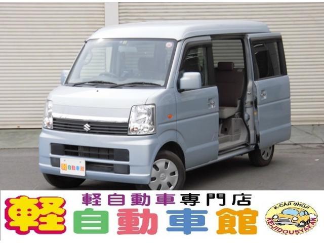 スズキ JP ハイルーフ 4WD ABS