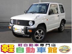 パジェロミニXR−I MT車 HID 4WD