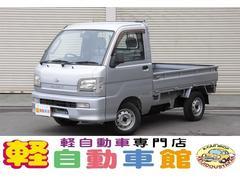 ハイゼットトラックスペシャル 4WD エアコン パワステ MT車
