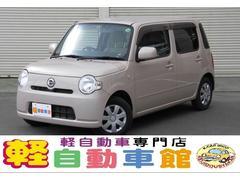 ミラココアココアX 4WD ナビTV ABS スマートキー