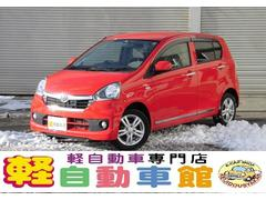 ミライースXf スマートセレクションSA 4WD エコアイドル ABS