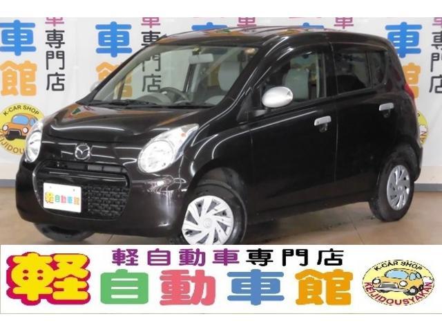 マツダ ECO-X 4WD スマートキー ABS エネチャージ
