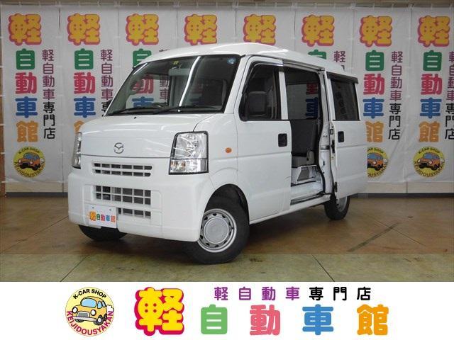マツダ スクラム PC ABS ナビ・TV 4WD