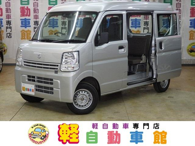 PA ABS 衝突軽減ブレーキ 4WD(1枚目)