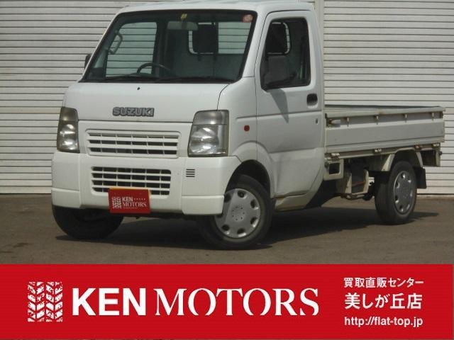 スズキ KC 5速マニュアル 4WD