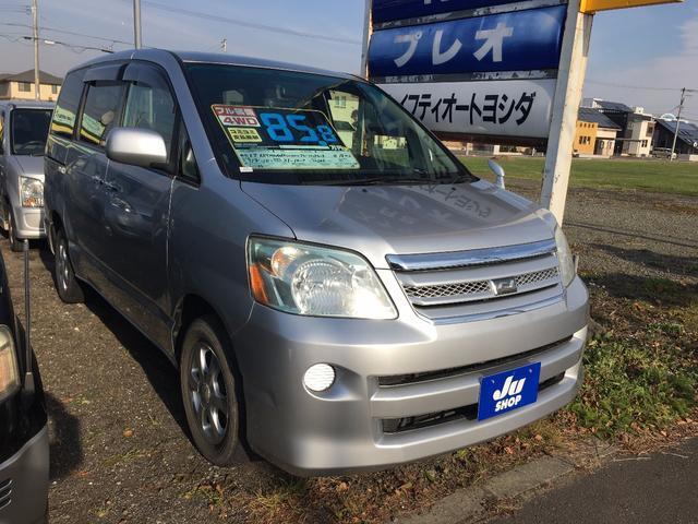 トヨタ X スペシャルエディション 4WD 両側パワースライド