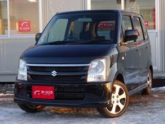 ワゴンRFX−Sリミテッド 4WD ABS キーフリー エンスタ付