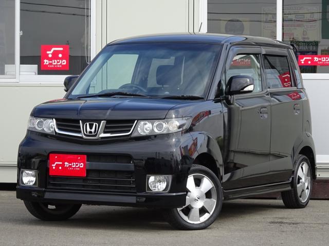 ホンダ W 4WD スマートキー オートAC HID スタッドレス積