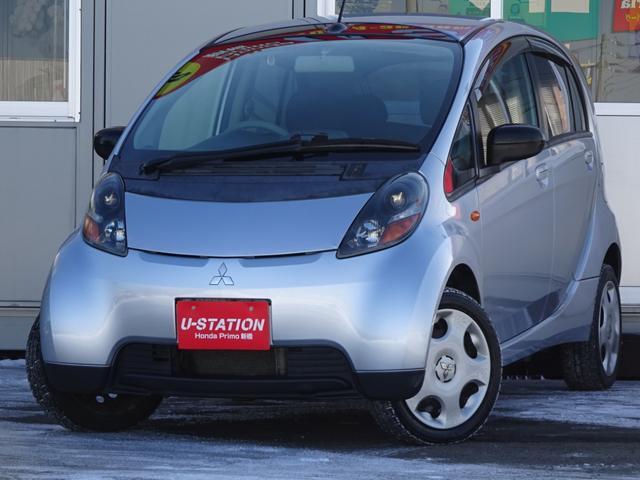三菱 M ミッドシップ4WD IC付DOHCターボ スマートキー シートヒーター オートエアコン スタッドレス付