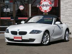 BMW Z4ロードスター2.5i レザーシート 電動オープン