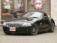 BMW Z43.0i  電動オープン レッドレザーシート 純正ナビ