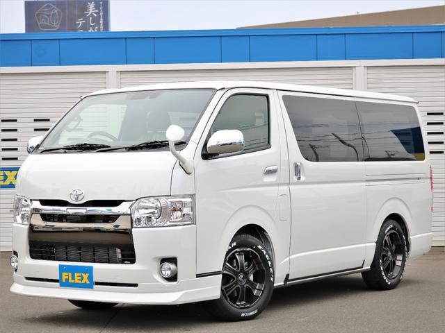 トヨタ スーパーGL 50THアニバーサリー 4WD 寒冷地仕様