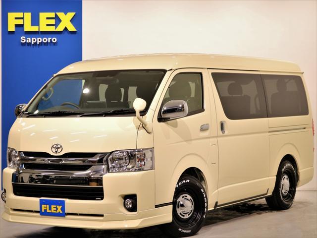 トヨタ FLEXオリジナル内装架装アレンジR1