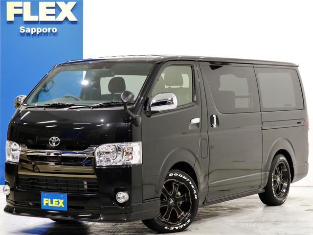 トヨタ FLEXオリジナル内装架装VER4・50th